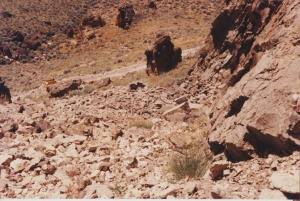view of compressor Morrisonite mine