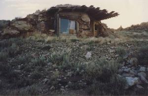 Tom Caldwell Cabin.