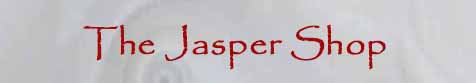 Logo - The Jasper Store by Thom Lane.